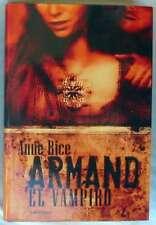 ARMAND EL VAMPIRO - ANNE RICE - CIRCULO DE LECTORES 2003 - VER DESCRIPCIÓN