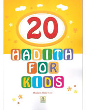 SPECIAL OFFER: 20 Hadith for Kids (Paperback) - Darussalam