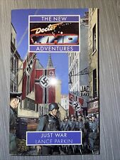 More details for doctor who the new adventures just war lance parkin paperback