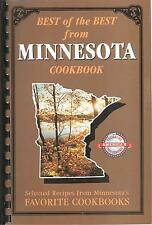 BEST OF THE BEST FROM MINNESOTA COOKBOOK-Gwen McKEE,Barbara Moseley,in INGLESE