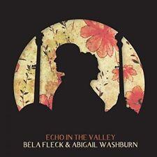 BELA FLECK & ABIGAIL WASHBURN - ECHO IN THE VALLEY - NEW CD ALBUM