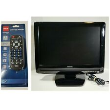 "Toshiba 19"" LCD 720p 19LV505 DVD Player TV Combination w/Cord & Universal Remote"