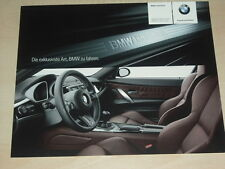 00007) BMW Z4 M Roadster + Coupe E85 individual Prospekt 2007