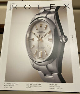 ROLEX Magazine Issue 9 ENGLISH *Oyster Perpetual* New - Latest Edition