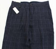 Murano Alex Slim Fit Linen Pants Men Size 32x32 $79.50 New