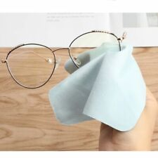 5pcs Glasses Cleaning Cloth Eyeglass Cleaner Wiper Microfiber Maintenance Wipes