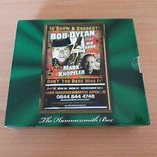 The Hammersmith Box - Bob Dylan - Crystal Cat