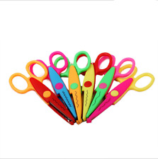 5 inches  DIY Cut Craft Decorative Edge Scissors Safety Waves Photos Paper Arts