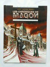 BD - Megon 1 Les enfants de la cyberchair / EO 2003 / JARRY & LAPEYRE & BRANTS