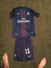 Angel Di María Paris Saint Germain (PSG) Jersey Size Small With Shorts