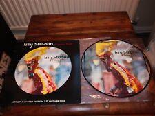 "Izzy Stradlin - Pressure Drop - 12"" Single 1992 Vgc/ex.con pic disc guns n roses"
