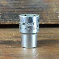 "VINTAGE SIDCHROME 1927-0 12mm 1/2""dr METRIC SOCKET MADE IN AUSTRALIA #2"