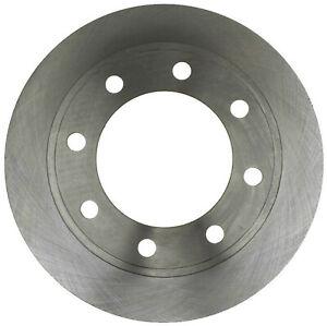 Disc Brake Rotor-Non-Coated Rear ACDelco Advantage 18A2330A