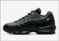 🔥 Nike Air Max 95 Essential Black Smoke Grey CI3705-002 UK 11 EUR 46 US 12 Mens