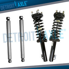 Front Strut Rear Shock for 2006-2010 Jeep Commander Grand Cherokee exc SRT8