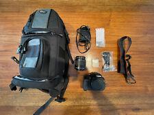 Canon EOS Rebel T3i 18.0MP Digital SLR Camera - Black with EF-S 18-55mm & More.