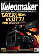 Videomaker Magazine - May 2016 - Panasonic AG-DVX200 Reviewed - NEW