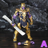"Marvel Armored Thanos 8"" Action Figure Avengers: Endgame Thanos  Collection Toy"