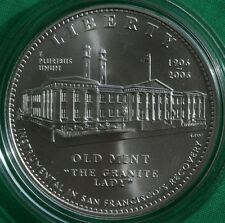 2006 San Francisco Old Mint BU Silver Dollar Commemorative US Mint Coin ONLY