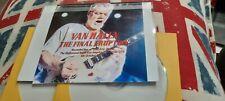 VAN HALEN Hollywood Bowl 2015 2 cd import Final Live Concert CD-R limited EDDIE