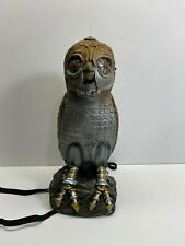 Clash of the Titans Bubo The Owl 1:1 Scale Halloween, Cosplay Shoulder Sitter NR