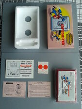 NINTENDO GAME&WATCH SAFEBUSTER JB-63 MULTISCREEN COMPLETE BOXED NEW UNUSED!