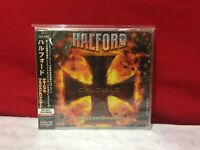 HALFORD Crucible-Remixed And Remastered + 2 JAPAN CD Judas Priest Riot