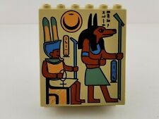 Lego® Panel 30156px3 4x6x6 aus 5988 Hieroglyphs Pattern Pharaohs Forbidden Wand
