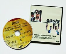OASIS ~ Luna Park, ARGENTINA 1998 ~ Be Here Now Tour 1998 live DVD