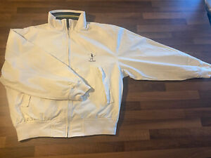Mens Nautica Jacket Summer Coat Golf Medium