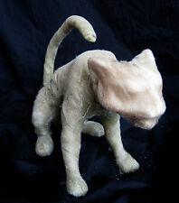 Evil Mummy Cat Egyptian Undead Zombie Haunted House Halloween Prop