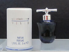 Vivid by Liz Claiborne For Women 0.12 oz 3 ml Perfume Parfum Splash Mini Rare