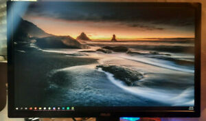 ASUS VG248QE 24 inch Widescreen LED Gaming Monitor with Built in Speakers