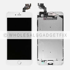 Complete White LCD Display Touch Screen Digitizer Replacement for Iphone 6 Plus