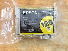 Epson 126 T1264 YELLOW ink = printer WorkForce 545 630 633 635 645 840 845 WF