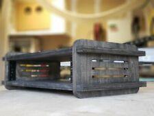 """2U Desktop Studio Rack - 12"""" Deep - Handcrafted in the USA"""