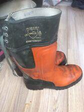 Stihl Chainsaw Boots Size 43 (Size 9)