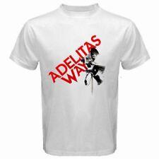 Hot ADELITAS WAY Post Grunge Nirvana Hole digipak White T-Shirt Tee S M L XL 2XL