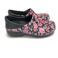Crocs Neria Pro II Graphic Clog 205385 Multi Rose Womens US Size 10