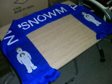 THE SNOWMAN DVD MOVIE INSPIRED SCARVES CHRISTMAS, DAVID BOWIE, SECRET SANTA UK