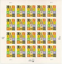 US 4407 Celebrate 44c sheet MNH 2009