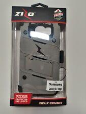 Zizo Samsung Galaxy S7 Edge  Heavy Duty Shockproof Cover Screen Protector