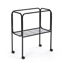 Prevue Pet Products 446 Bird Cage Stand for 26 X 14 Base Flight Cages Black