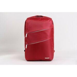 Kingsons - Evolutions Series - Red 15.6 Laptop Backpack - Waterproof