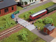 Auhagen 44637 - Beschrankter Bahnübergang - Spur N - NEU