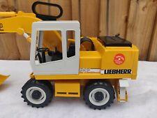 Bruder Liebherr 912 Excavator Construction Digger