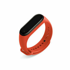 For Xiaomi MI Band 4 3 Strap Replacement Bracelet Silicone Watch & Wristband Yc