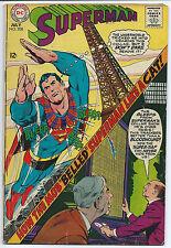 DC Comics- Superman #208 July 1968