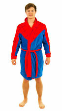 Adults Mens Marvel Avengers Dressing Gown Bathrobes Hulk Iron Man Spiderman etc