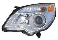 Chevrolet Equinox LTZ 2010 2011 2012 2013 2014 left driver headlight head light